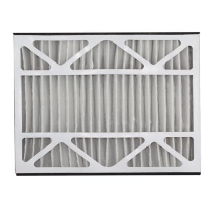 """ComfortUp WRDPCA052025M13YK - York 20"""" x 25"""" x 5 MERV 13 Whole House Replacement Air Filter - 2 pack"""