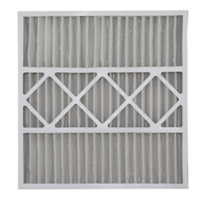 """ComfortUp WRDPCA052425M08CE - Carrier 24"""" x 25"""" x 5 MERV 8 Whole House Replacement Air Filter - 2 pack"""