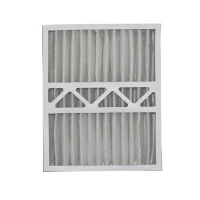 """ComfortUp WRDPHW051620M08 - Honeywell 16"""" x 20"""" x 5 MERV 8  Whole House Replacement Air Filter - 2 pack"""