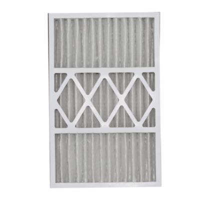 """ComfortUp WRDPHW051625M08CE - Carrier 16"""" x 25"""" x 5 MERV 8 Whole House Replacement Air Filter - 2 pack"""