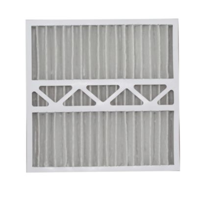 """ComfortUp WRDPHW052020M08YK - York 20"""" x 20"""" x 5 MERV 8 Whole House Replacement Air Filter - 2 pack"""