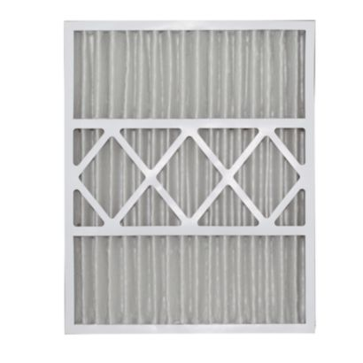 """ComfortUp WRDPHW052025M08BR - Bryant 20"""" x 20"""" x 5 MERV 13 Whole House Replacement Air Filter - 2 pack"""