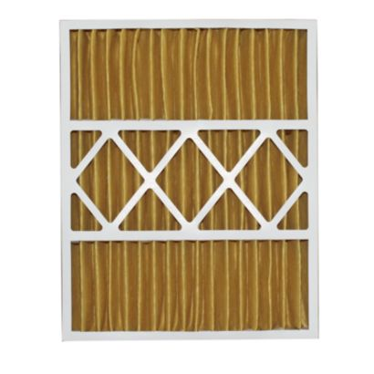 """ComfortUp WRDPHW052025M11 - BDP 20"""" x 25"""" x 5 MERV 11 Whole House Replacement Air Filter - 2 pack"""