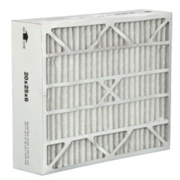 "ComfortUp WRDPAA062025M08LX - Lennox 20"" x 25"" x 6 MERV 8 Whole House Replacement Air Filter - 2 pack"