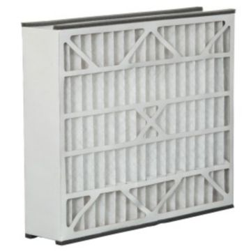 "ComfortUp WRDPAB031625M08CE - Carrier 16"" x 25"" x 3  MERV 8 Whole House Replacement Air Filter - 3 pack"