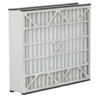"""ComfortUp WRDPAB052025M08AB - Air Bear 20"""" x 25"""" x 5  MERV 8 Whole House Replacement Air Filter - 2 pack"""