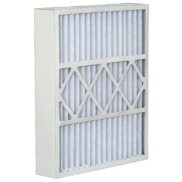 "ComfortUp WRDPHW051625M08LX - Lennox 16"" x 25"" x 5 MERV 8 Whole House Replacement Air Filter - 2 pack"