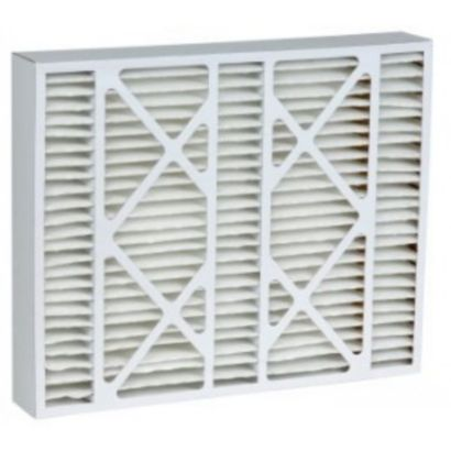 """ComfortUp WRDPWR042020M08 - White-Rodgers 20"""" x 20"""" x 4 MERV 8 Whole House Replacement Air Filter - 2 pack"""