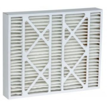"ComfortUp WRDPWR042025M08 - White-Rodgers 20"" x 25"" x 4 MERV 8 Whole House Replacement Air Filter - 2 pack"