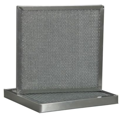 "ComfortUp WV40S.0116H21K - 16 1/2"" x 21 5/8"" x 1 Permanent Washable Commercial Air Filter - 1 pack"