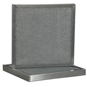 "ComfortUp WV40S.012022D - 20"" x 22 1/4"" x 1 Permanent Washable Commercial Air Filter - 1 pack"