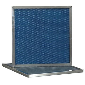 "ComfortUp WV41S.0116H21K - 16 1/2"" x 21 5/8"" x 1 Permanent Washable Residential Air Filter - 1 pack"