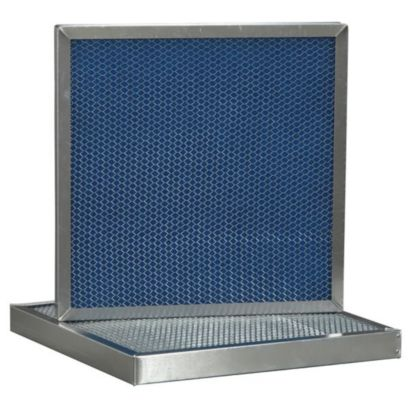 """ComfortUp WV41S.021425 - 14"""" x 25"""" x 2 Permanent Washable Residential Air Filter - 1 pack"""