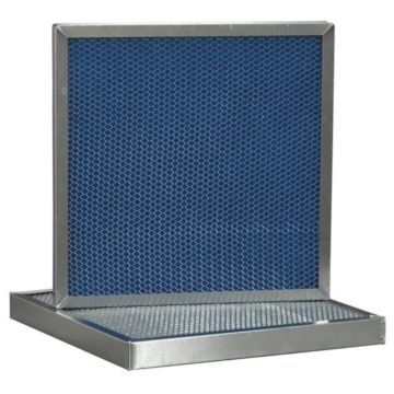 "ComfortUp WV41S.021625 - 16"" x 25"" x 2 Permanent Washable Residential Air Filter - 1 pack"