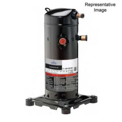 Copeland ZP120KCE-TFD-950 - 120,000 BTU, Scroll Compressor, POE Oil, 3 Phase, 460V