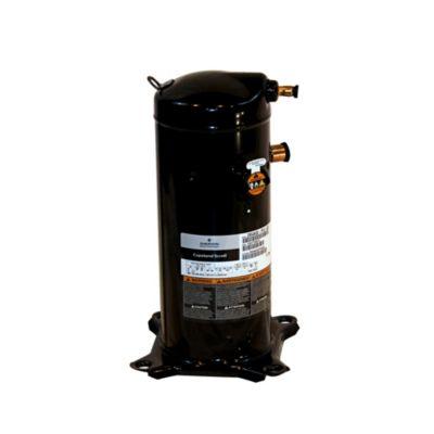 Copeland ZR54K5EPFV830 - 54,000 BTU, Scroll Compressor, POE Oil, 1 Phase, High Temp Ultra High Pressure 208-230V