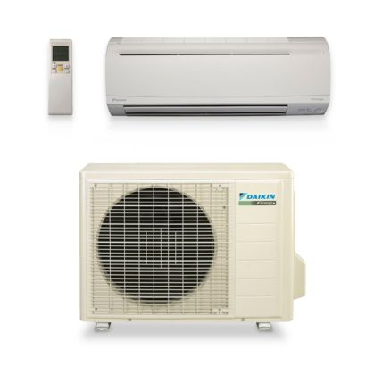 Daikin FTXS12LVJU-S - 12,000 BTU 23 SEER LV Series Wall Mount Ductless Mini Split Air Conditioner Heat Pump 208-230V