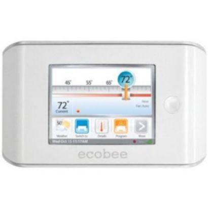 ecobee EB-STAT-02 - Smart Universal Thermostat (Residential)