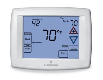 Emerson 1F95-1291 - Big Blue Humidity Universal Thermostat