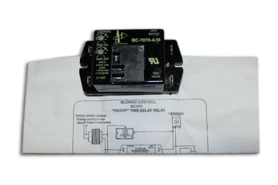 Fast Parts 1065750 - Fan Control Timer SK