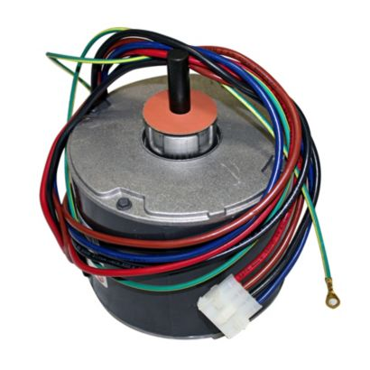 Fast Parts 1086404 - Condenser Motor, 1/4 HP, 208-230/1, 840 RPM, 2 Speed