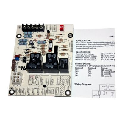 Fast Parts 1160192 - Switch Fan Timer