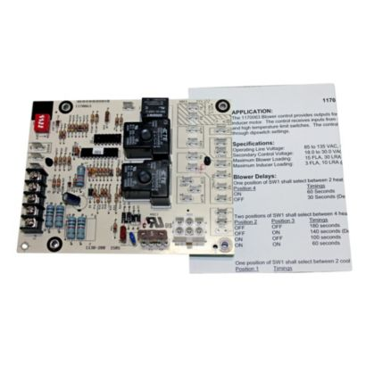 Fast Parts 1170063 - Control Fan Timer