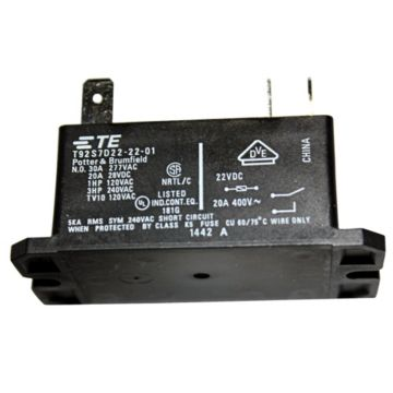 Fast Parts 1172506 - Relay 24V Dpst T92S7D22-22-01