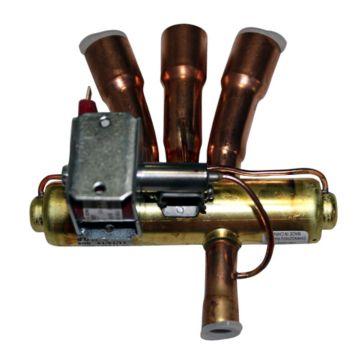 Fast Parts 1172621 - Reversing Valve W/Coil 24 V