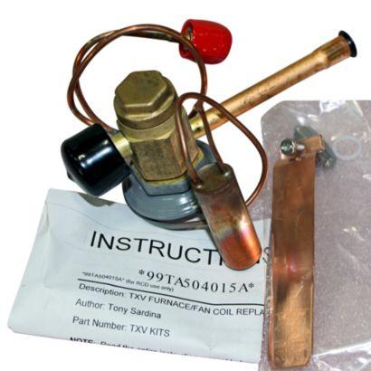 Fast Parts 1174455 - TXV Valve Replacement Kit