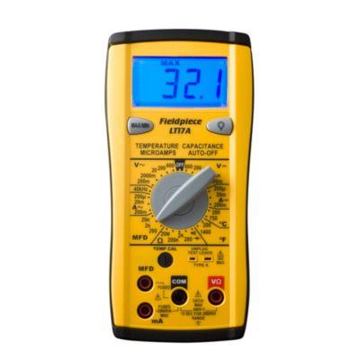 Fieldpiece LT17A - Classic Style Digital Multimeter