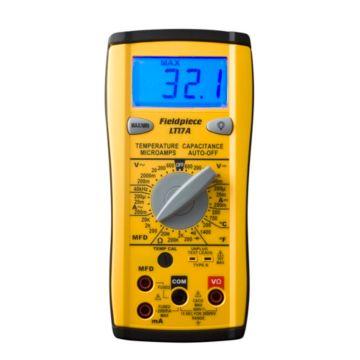 Fieldpiece Instruments LT17A - Classic Style Digital Multimeter