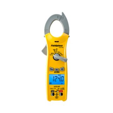 Fieldpiece Instruments SC260 - Compact Clamp Meter with True RMS and Magnet (Replaces SC46, SC53)