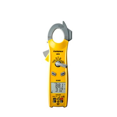 Fieldpiece SC420 - Essential Clamp Meter (Replaces SC53, SC66)