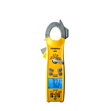 Fieldpiece SC440 - Essential Clamp Meter with True RMS and Magnetic Strap (Replaces SC77)