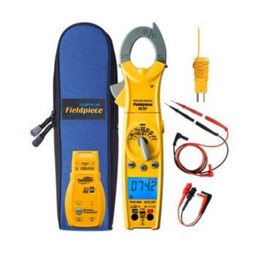 Fieldpiece Instruments SC57 - Wireless Swivel-head Clamp Meter
