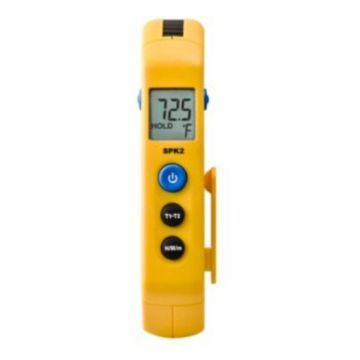 Fieldpiece Instruments SPK2 - Folding Pocket In-Duct Thermometer
