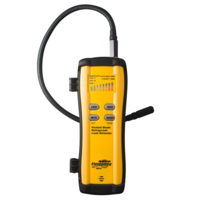 Fieldpiece SRL8 - Heated Diode Refrigerant Leak Detector with Case