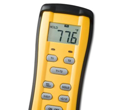Fieldpiece ST4 - Dual Temperature Meter