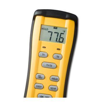 Fieldpiece Instruments ST4 - Dual Temperature Meter
