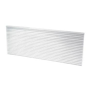 First America GRILLE-ALU-CLEAR - Aluminum Architectural Grille - Clear