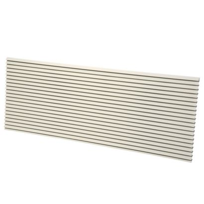 First America GRILLE-ALU-WHITE - PTAC/ETAC Aluminum Architectural Grille - White
