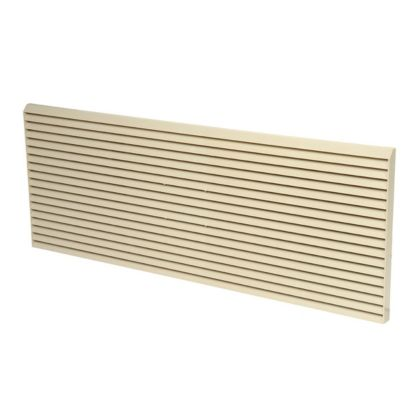 First America GRILLE-PLA-BEIGE - Polymer Architectural Grille - Beige