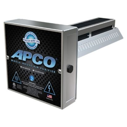 Fresh-Aire UV TUV-APCO-DI - One Year Lamp, with 2nd Remote Lamp (110-277 VAC series) APCO In-Duct