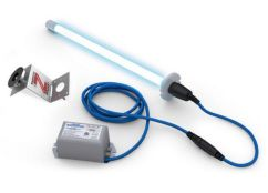 Fresh-Aire UV TUV-BTST2-OS - Blue Tube UV Lamp, Odor Sanitizing, 110-277 VAC, 2 Year Bulb