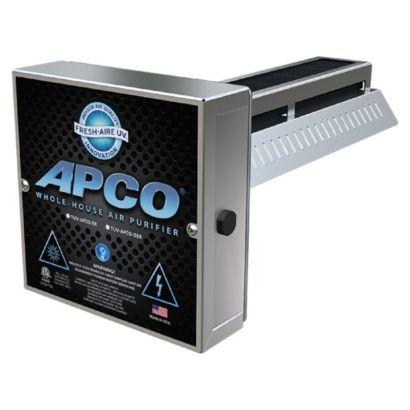 Fresh-Aire UV TUV-APCO-ER-4 - APCO UV In-Duct Air Purifier, 1 Year Bulb - 18/32V (4 Pack)