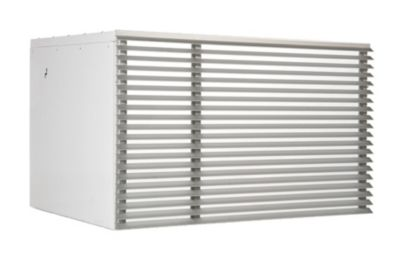 Friedrich UXAA - TTW Outdoor Architectural Cabinet Louver Grille