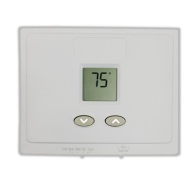 GemTech THWP211D1004/U - 5-2 or 5-1-1 Digital Programmable Thermostat