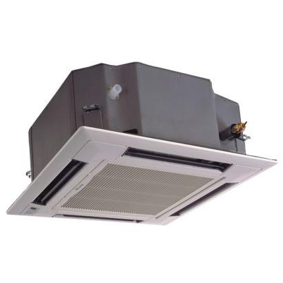 GREE CAS18HP230V1AC - 18,000 BTU 16 SEER +Multi Ceiling Cassette Ductless Mini Split Air Conditioner Heat Pump 208-230V