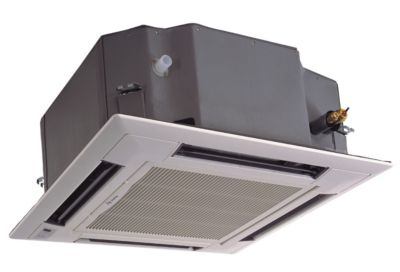GREE CAS18HP230V1AC   18,000 BTU 16 SEER +Multi Ceiling Cassette Ductless  Mini Split Air Conditioner Heat Pump 208 230V